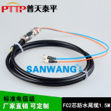 SC防水尾纜 SC-2芯防水單模/多模光纖連接器