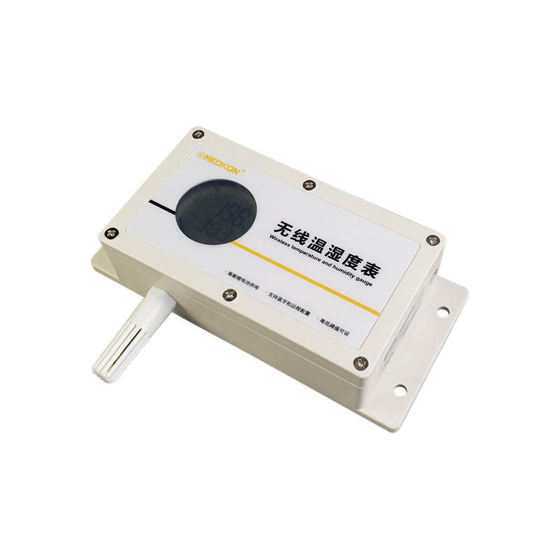 上海铭控:无线温湿度表无线温湿度记录仪
