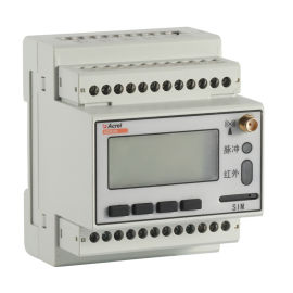ADW300-4G安科瑞多场景无线4G电表交流测温
