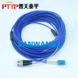 ST铠装光纤跳线 单模/多模光纤连接器