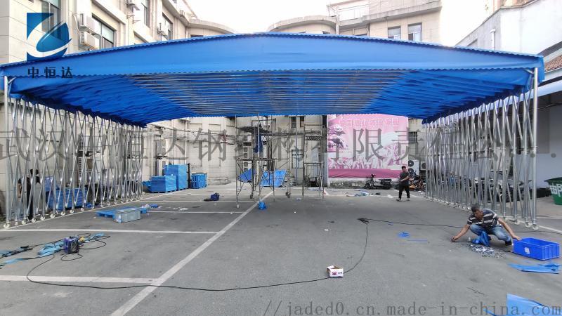 活动雨棚 移动帐篷 电动雨棚厂家直销