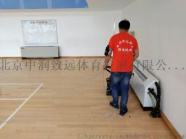 做到这六步,轻松搞定篮球场运动木地板翻新工作