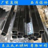 激光切管不锈钢扁管加工,非标304不锈钢扁管现货