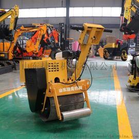 捷克   小型压路机 手扶式压路机 单钢轮