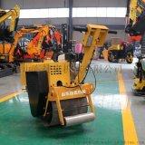 捷克熱銷 小型壓路機 手扶式壓路機 單鋼輪