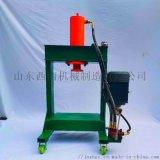 100噸龍門壓力機多少錢 青島小型220v液壓機