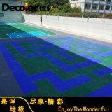 江西幼儿园拼装地板悬浮式设计