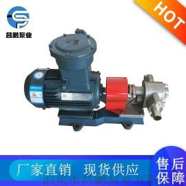 厂家直营KCB55不锈钢泵 齿轮油泵