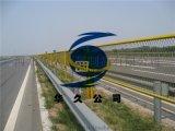 厂家直销高速公路隔离防眩网 桥梁防眩网 钢板防眩网