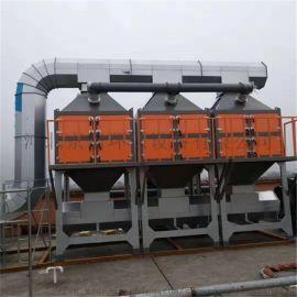 沧州京信定制RCO催化燃烧设备油漆厂废气处理燃烧机