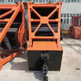 四繩抓鬥抓煤渣塊礦石廢鐵作業範圍使用穩定