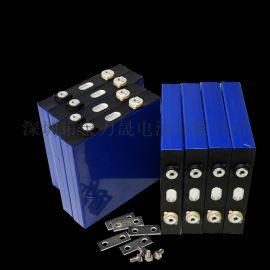 宁德时代3.2V100ah磷酸铁**铝壳动力电芯