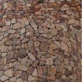 直销青灰色文化石 青石板文化石 杂色外墙文化石板岩