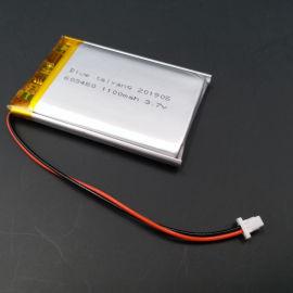 603450聚合物电池1100mah电动玩具