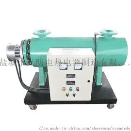 高温管道式电加热器 气体加热器  氮气加热器