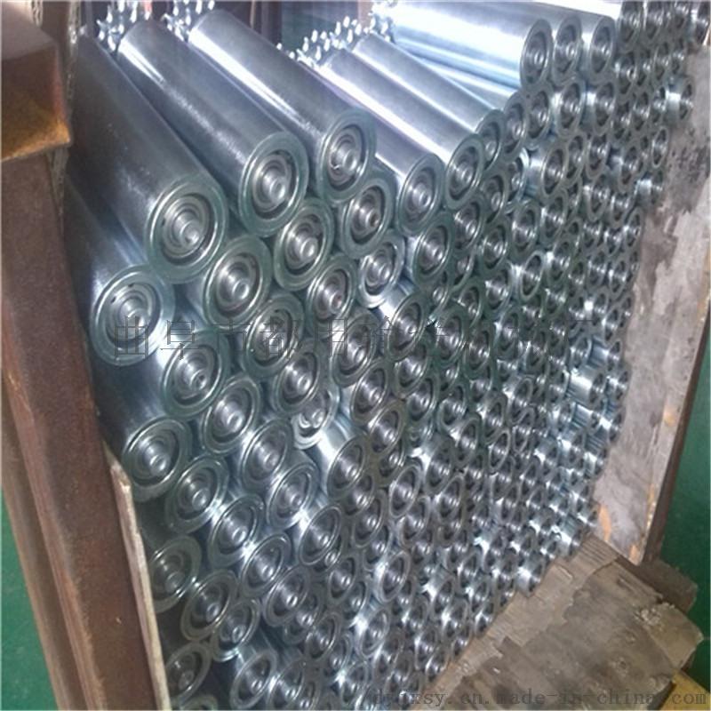 滚筒输送机 流水线输送机定制 Ljxy 不锈钢丝网