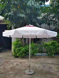 户外遮阳伞中柱伞户外桌椅伞休闲商用遮阳伞沙滩伞
