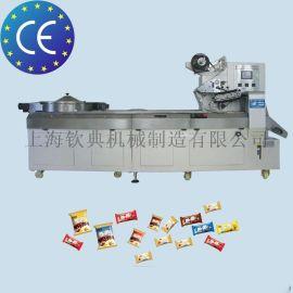 圆形糖果颗粒枕式包装机 高速枕式多功能包装机