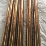 鈦金不鏽鋼圓管,亞光不鏽鋼鈦金管廠家
