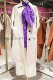 双面呢羊绒大衣女装外套抖音网红中长款修身显瘦