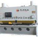 大盛牌QC11K-8x2500液压闸式数控剪板机
