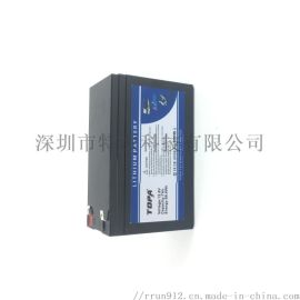 磷酸铁 电动喷雾器12.8V 7Ah 电池