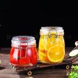 密封罐储物罐蜂蜜罐罐头瓶咸菜罐杂粮罐罐泡菜坛玻璃瓶