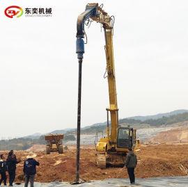 工程液压钻 挖树坑立柱水泥杆坑螺旋钻