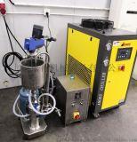 石墨烯润滑脂机械法高速研磨分散机