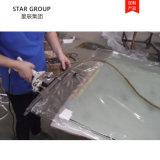 单封边尼龙直筒卷料 厂家定做直销 耐高温玻璃真空膜