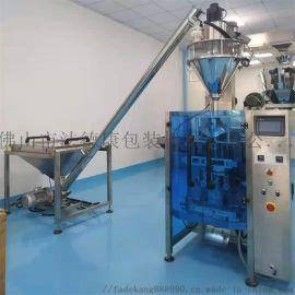 水果粉末苹果香蕉粉包装机 全自动粉剂立式包装机械