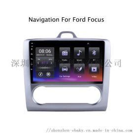 车载GPS导航适用于福特经典福克斯