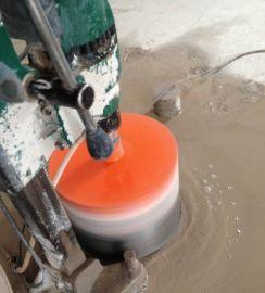 金刚石钻孔机打孔机工程多用水钻