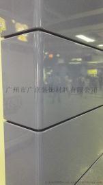 供应地铁站 机场高级搪瓷幕墙铝单板