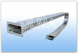 供应DLMA-JR-2型矩形金属软管型号规格齐全有库存河北软管生产厂家