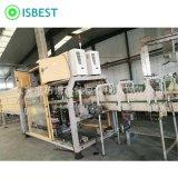 全自动膜包机热收缩包装机PE膜包装机双推包装机单排矿泉水瓶套膜