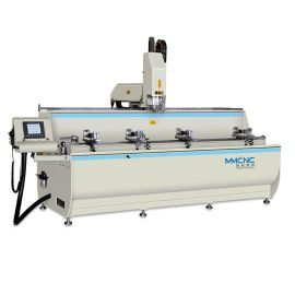 铝型材数控銑床铝型材加工設備工业铝加工設備公司直营