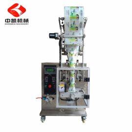 大米、五谷杂粮颗粒包装机 专业供应袋装颗粒物料立式定量包装机