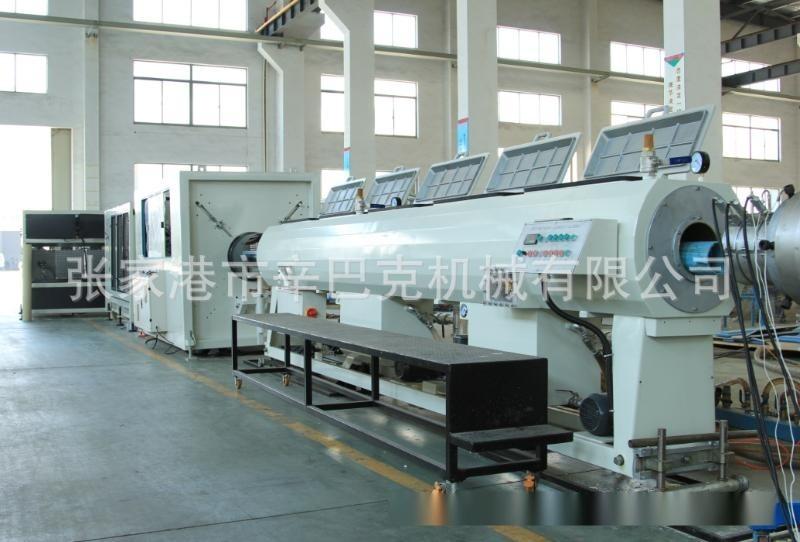 管徑160-315mmPVC給水管材擠出生產線,pvc塑料管材擠出機