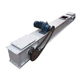埋刮板输送机厂家 可弯曲粮食刮板输送机qc