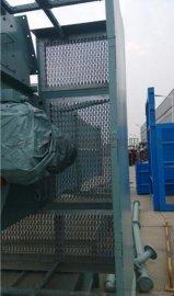 武昌金属冲孔防滑板网,起鼓防滑板冲孔网,镀锌鳄鱼嘴防滑板价格