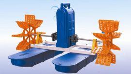 鱼塘虾塘池塘增氧泵水车式增氧机