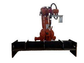 天虹ABB1520激光跟踪焊接机器人 前厢板自动焊接设备