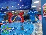 尖尖角儿童室内水上乐园与您一起合力通天
