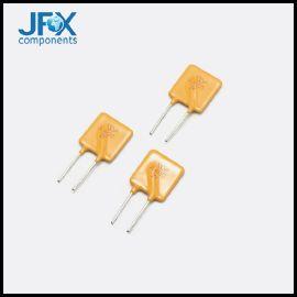 可恢复电流保护器250V 10A电子保险丝PTC自恢复插件保险丝