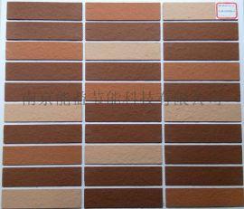 江蘇錦埴 材料無機 柔性飾面磚