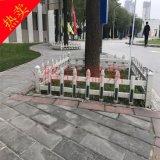 山西格拉瑞斯专业生产草坪护栏PVC护栏送货安装