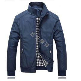 上海紅萬服飾夾克衫定制 工作服加工