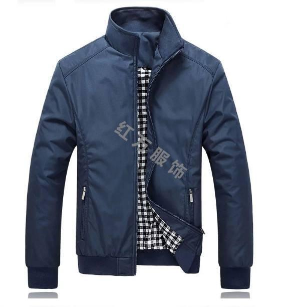 上海紅萬服飾夾克衫定製 工作服加工
