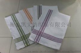 茶巾,厨房巾,华夫格,涤棉,纯棉